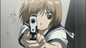 GUNSLINGER GIRL TVアニメ第一期 ヘンリエッタ