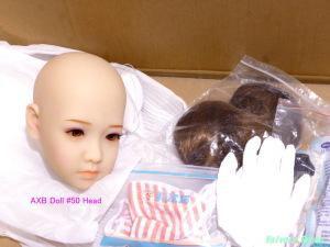 AXBDoll #50 Head