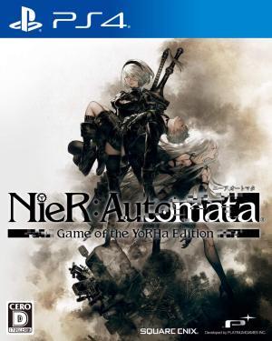 Amazon ニーア オートマタ ゲーム オブ ザ ヨルハ エディション - PS4