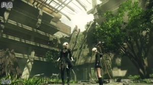 【NieR:Automata】2B 全武器モーション鑑賞動画 All actions(Moveset)