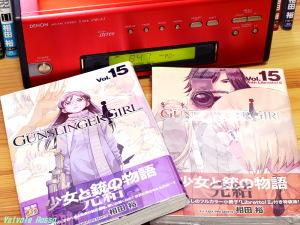 GUNSLINGER GIRL コミック15巻