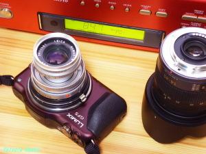 Panasonic LUMIX DMC-GF5 LEICA Elmar M 50mm F2.8
