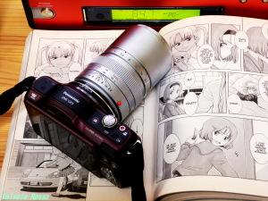 Panasonic LUMIX DMC-GF5 & Leica Elmarit M 90mm F2.8