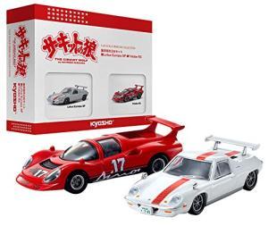京商 1/64 サーキットの狼 風吹裕矢2台セット (Yatabe RS、Lotus Europe SP) 完成品 \3,300