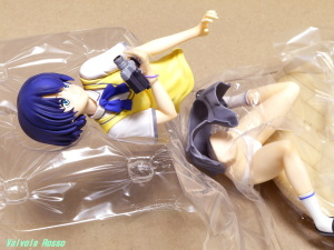 PLUM あの夏で待ってる 谷川柑菜は、おぱんつがチラリと見えるつーか、実はこのフィギュア、スカートがキャストオフできます。。。
