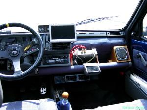 テツさん、車の中では、もっぱら「 ZARD 」とか「 My Little Lover 」を聴いていたと思う。