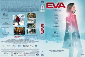 映画 <エヴァ> 海外盤DVDジャケット