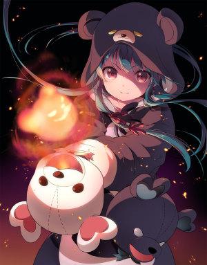 「くま クマ 熊 ベアー」 アニメ化