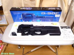 WELL D90F ベルギーFN社 P90モデル  [アダルト]