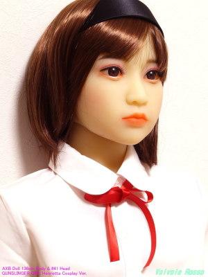 AXB Doll 136cm Body & #41 Head / GUNSLINGER GIRL Henrietta Cosplay Ver.