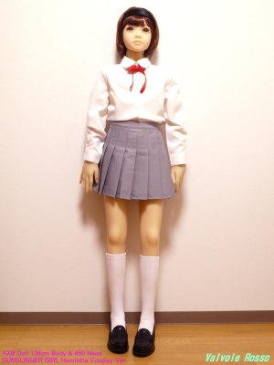AXB Doll 136cm Body & #50 Head