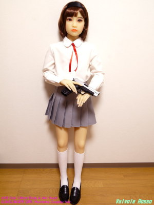 AXB Doll 136cm Body & #41 Head / GUNSLINGER GIRL Henrietta Cosplay Ver.
