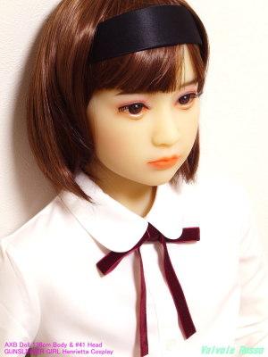 AXB Doll 136cm Body & #41 Head / GUNSLINGER GIRL Henrietta Cosplay
