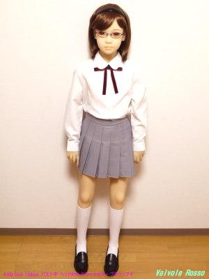 AXB Doll 136cm バスト平 ヘッド#50 ホワイトボディ ブラウンアイ