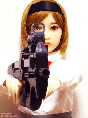 《2000x1500 フォトショップで調整》 DMC-GF5/LEICA Summicron M 50mm F2/絞り優先AE/0.77秒/F11/マルチ測光/+1.0/ISO200/50.00mm/100mm AXB Doll 120cm Body & #41 Head / GUNSLINGER GIRL Henrietta Cosplay